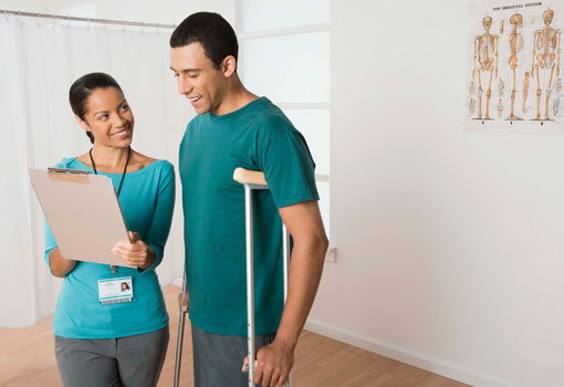 Rehab injury worker's compensation